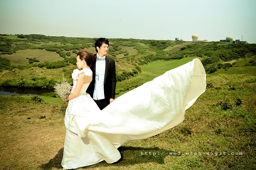 【自助婚紗攝影】【推薦】森林綠景主題-韓風7