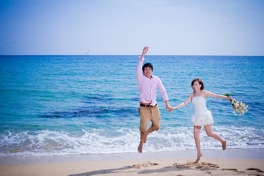 【自助婚紗攝影】【推薦】海洋水景主題-清新