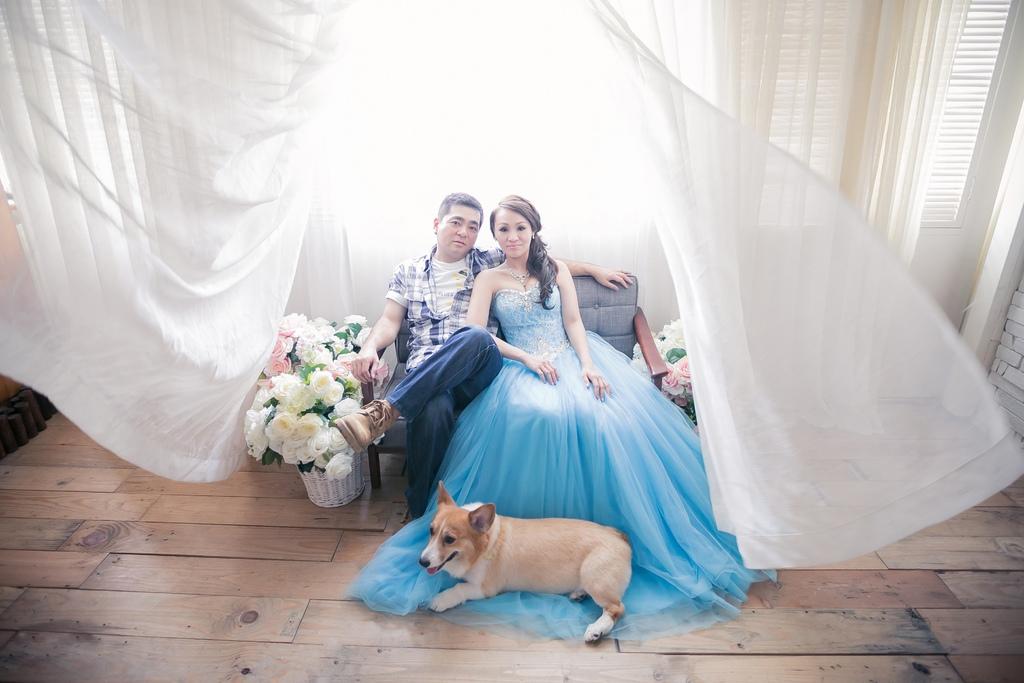 韓國婚紗攝影棚