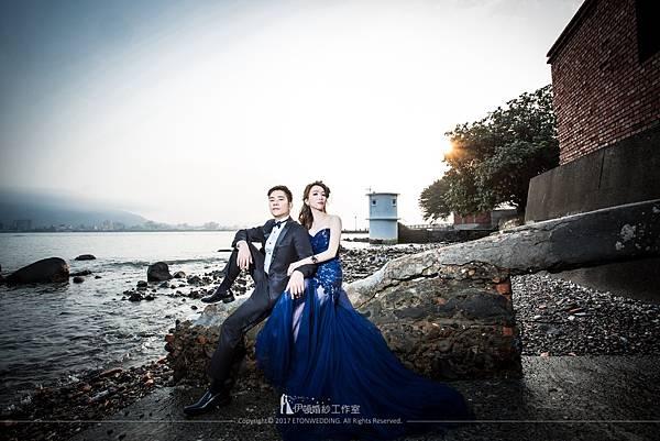 海邊婚紗_中景