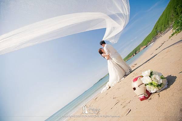 澎湖拍婚紗