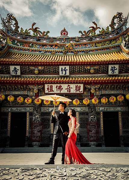 高雄旗袍婚紗