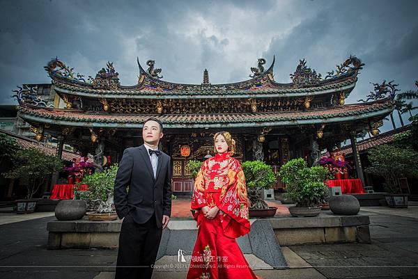 中國風婚紗照