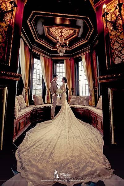 老英格蘭莊園婚禮