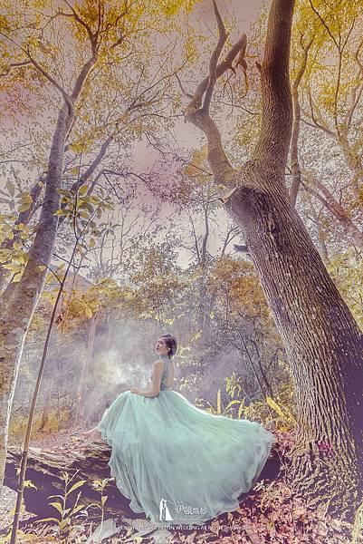 清境農場婚紗照