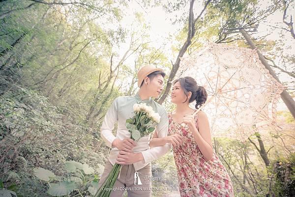 清境農場婚紗