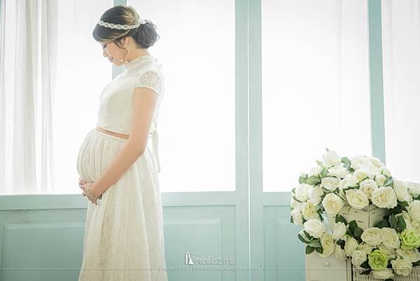 孕婦寫真照