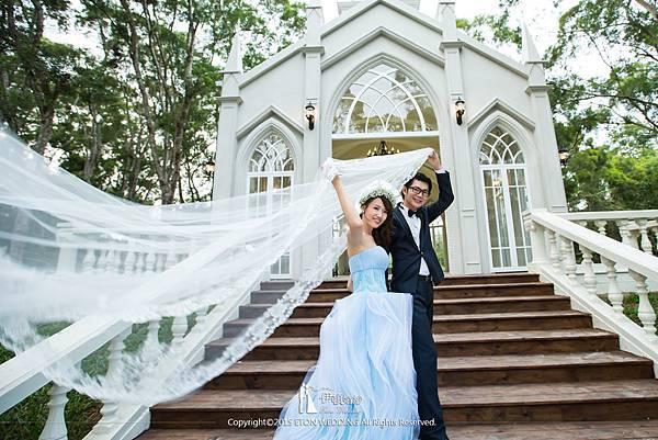 婚紗風格溝通