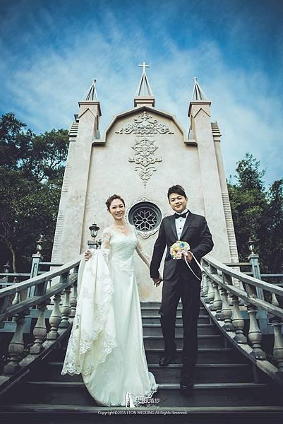 婚紗照風格分類