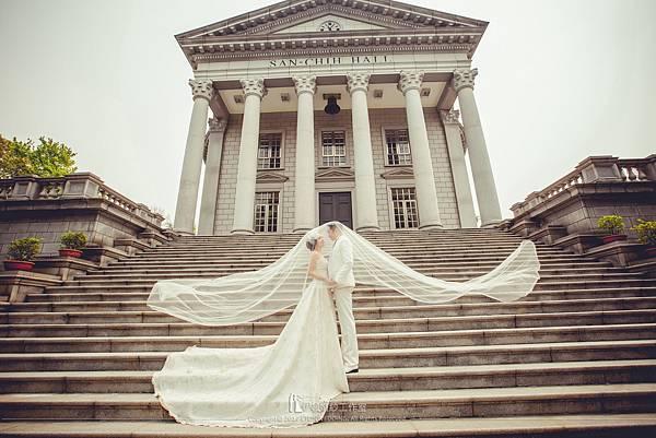 台北婚紗外拍景點