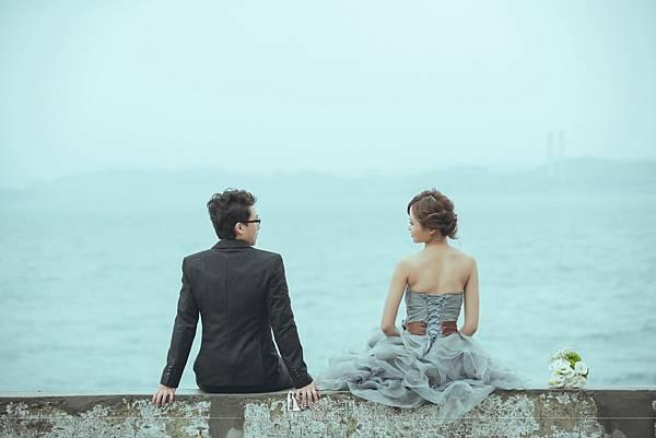 婚紗照動作教學