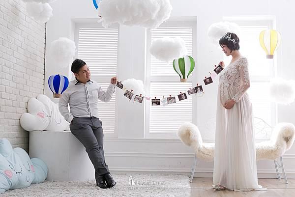台北孕婦寫真紀錄