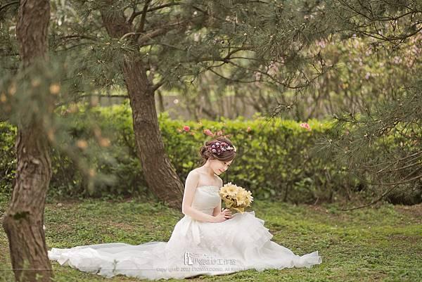 花卉實驗中心婚紗照