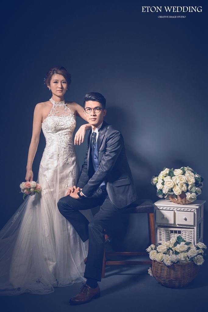 婚紗照,婚紗照 推薦,婚紗照 棚景,棚拍婚紗照,拍婚紗照,婚紗照 姿勢,婚紗照 風格