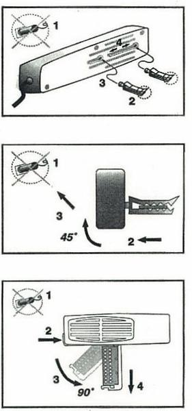方便型負離子/臭氧產生器【空氣清淨機】