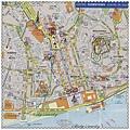 4.里斯本市中心圖
