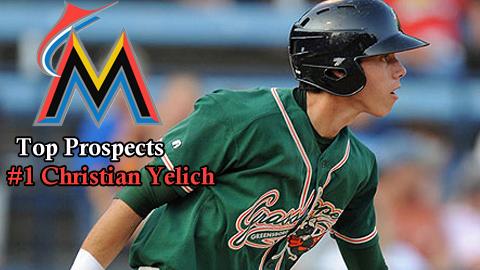Christian Yelich120330milb