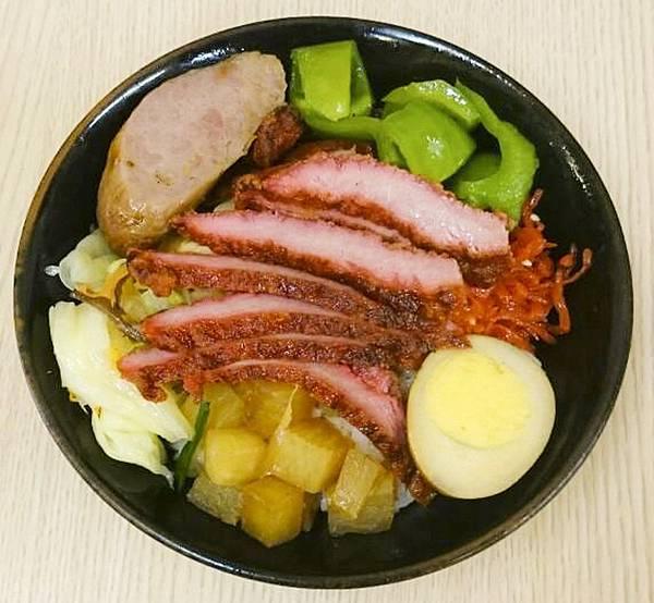 叉燒飯-1