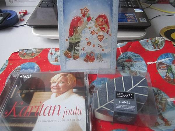 Xmas gifts from Merja & Pekka(3).JPG