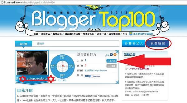 blogger 100