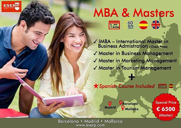 ESERP offer spanish course