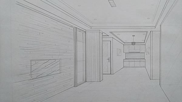 人文風格 木工裝潢設計