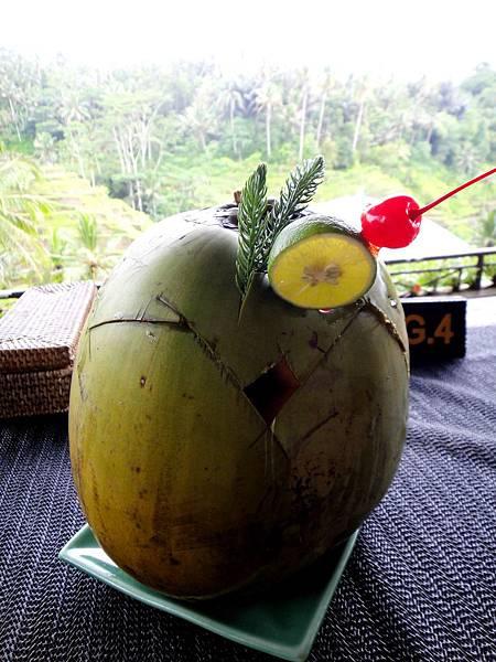 Bali- Teras Padi Coconut Juice