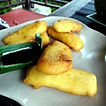 Bali- Teras Padi Fried Banana