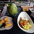 Bali- Teras Padi meal