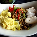 Bali- Teras Padi Mie goreng