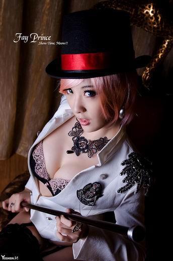 最美魔術師王子妃