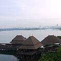 052-32普爾曼湖畔飯店-清晨