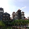 052-51普爾曼湖畔飯店-清晨