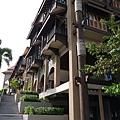 052-76普爾曼湖畔飯店-清晨