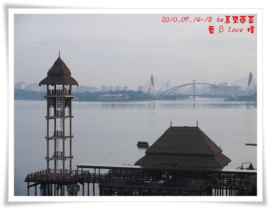 051-10普爾曼湖畔飯店-清晨