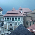 039-2普爾曼湖畔飯店-雨天清晨