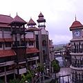 039-25普爾曼湖畔飯店-雨天清晨