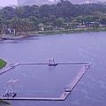 039-33普爾曼湖畔飯店-雨天清晨