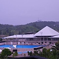 039-32普爾曼湖畔飯店-雨天清晨