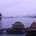 039-31普爾曼湖畔飯店-雨天清晨