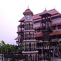 039-34普爾曼湖畔飯店-雨天清晨