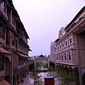 039-35普爾曼湖畔飯店-雨天清晨