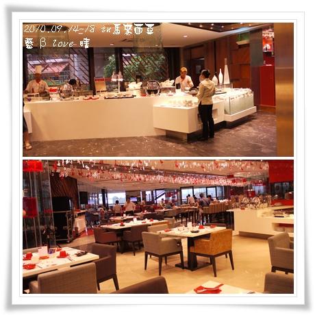 039-6普爾曼湖畔飯店-早餐