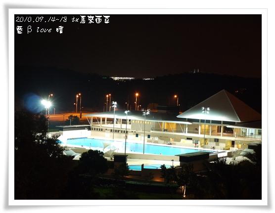 050-1普爾曼湖畔飯店-夜景