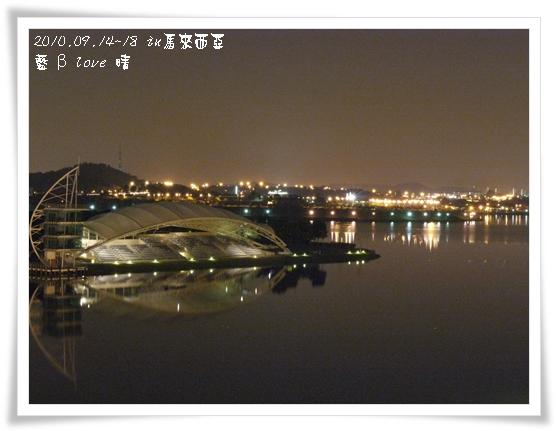 050-2普爾曼湖畔飯店-夜景