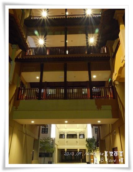 050-9普爾曼湖畔飯店-夜景