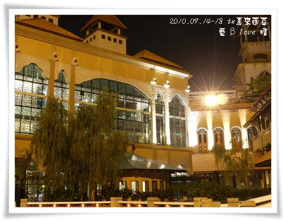 050-7普爾曼湖畔飯店-夜景