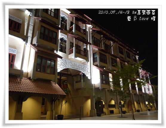 050-11普爾曼湖畔飯店-夜景