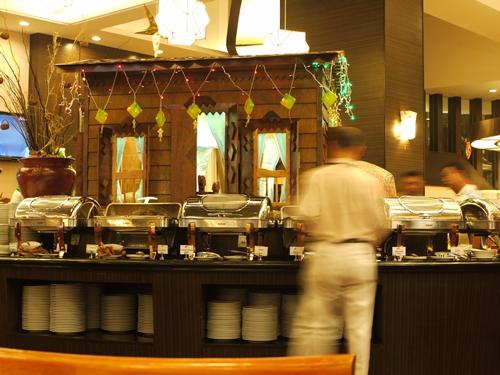027-5禮晶海上VILLA-早餐
