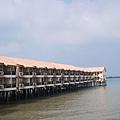 029-11禮晶海上VILLA-早晨水上屋